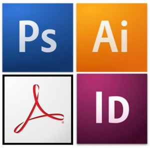 Formation Photoshop, Illustrator, Indesign