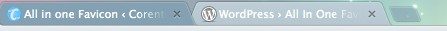favicon WordPress