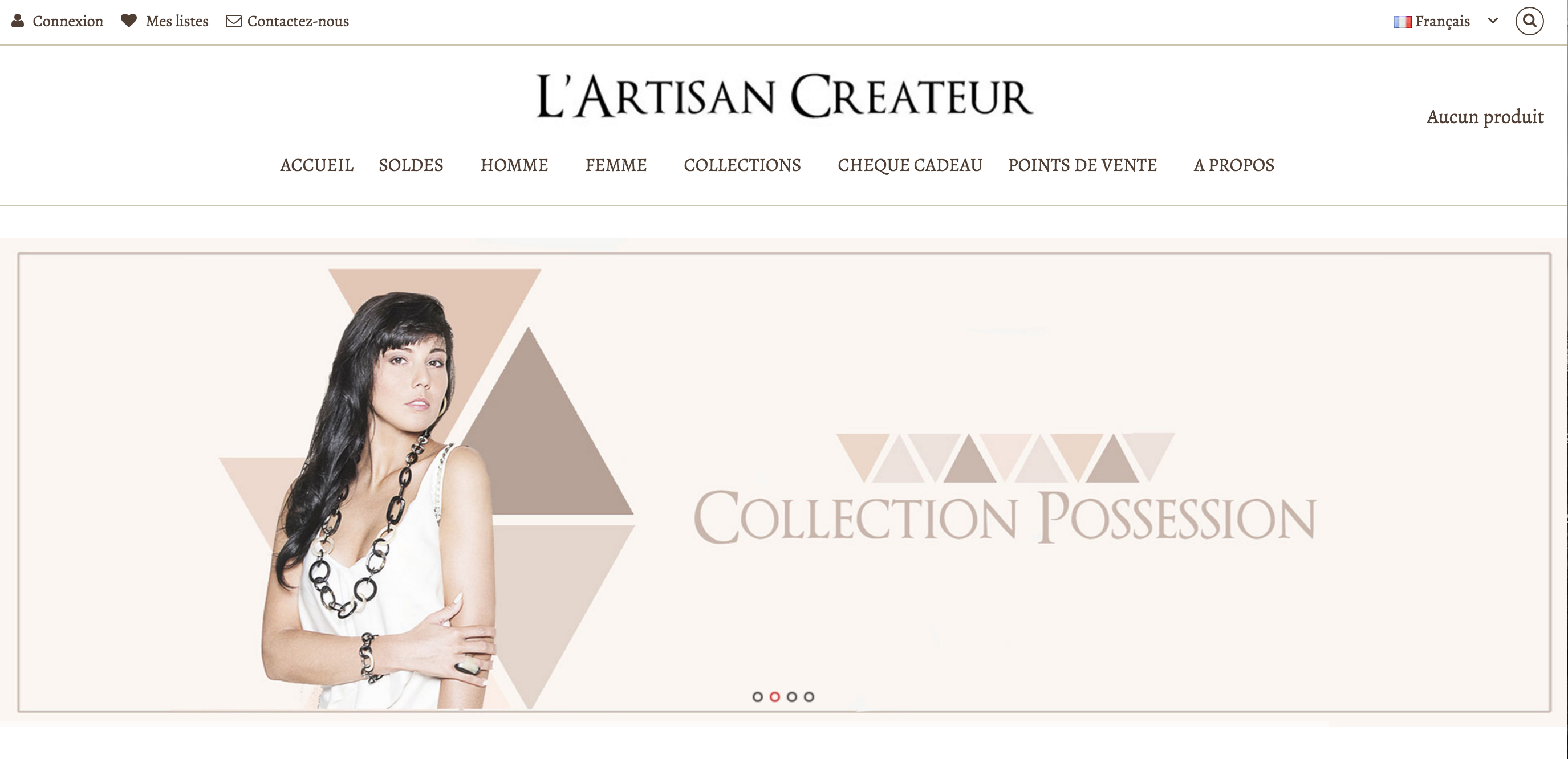 lartisancreateur capture ecommerce