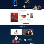 Noel 2016 Boulanger webdesign